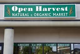 Open Harvest food coop in Lincoln, Nebraska.