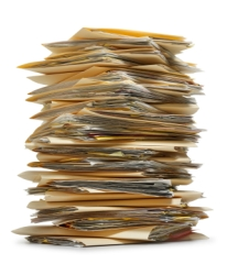 Stack-of-folders