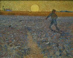 The Sower - V. Van Gogh