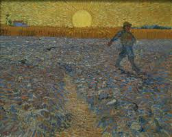 The Sower - V. Van Gogh