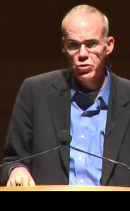 Bill McKibben. Image from UBC via Creative Commons.